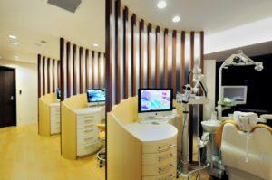歯科医院 治療台 デザイン