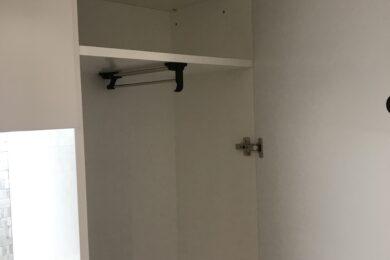 渋谷区 個人邸 玄関収納