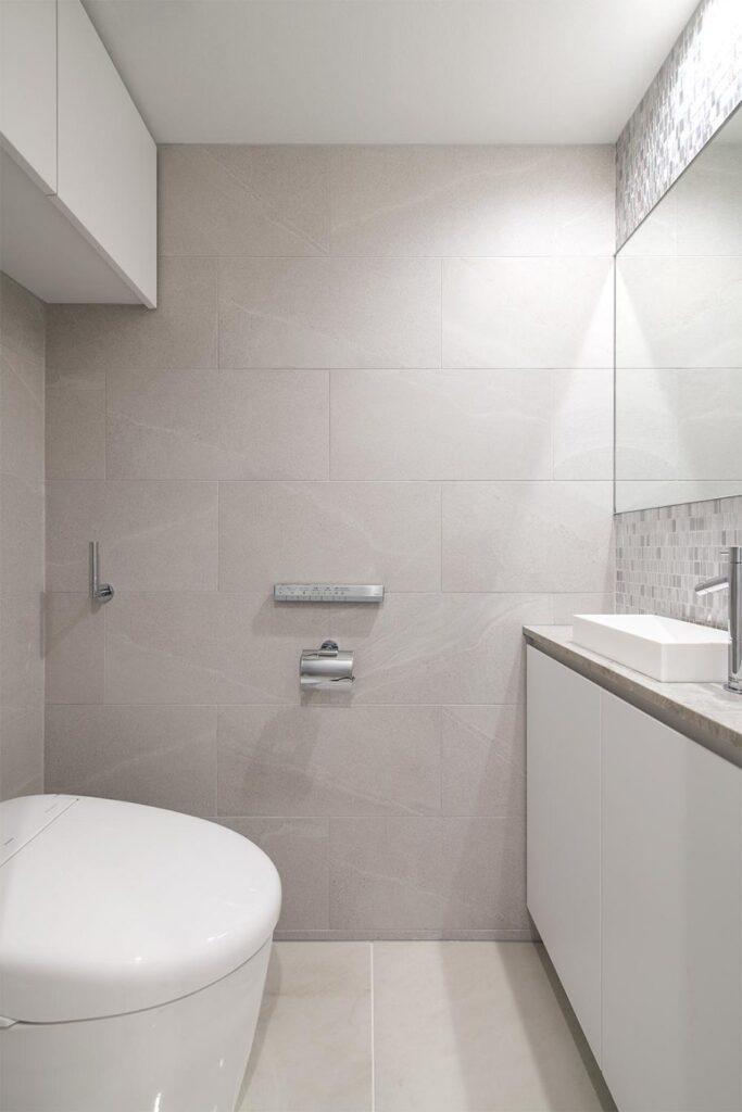 渋谷区 個人邸 トイレ