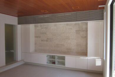 渋谷区 個人邸 テレビボード