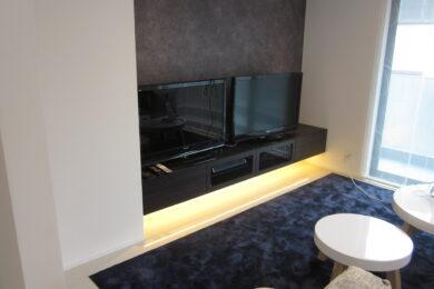 世田谷区 個人邸 テレビボード